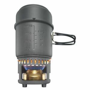 Esbit Alcohol Stove & Trekking Cookset w/Burner & 985ml Pot w/470ml Fry Pan/Lid