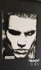 Shadowrun or Vampire the Masquerade Timothy Bradstreet Original Art Jacob Barre