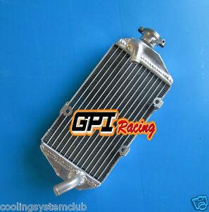 GPI Aluminum alloy radiator FOR Honda CRF250L CRF 250 L 2013-2016 2015 2014