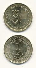 Libyen / Libya 1 10 100 Dirhams 1979 Unc 5 20 Satz Aus 6 Münzen 50