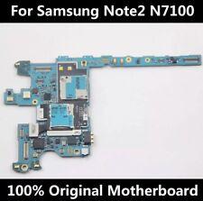 Motherboard Samsung Galaxy Note 2 N7100 Original board tarjeta madre scheda