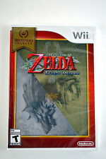 The Legend of Zelda: Twilight Princess Nintendo Wii Brand New & Factory Sealed!