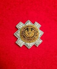 Quality Bullion Wire Scots Guards Beret Badge Scots Guards Officers Beret Badge