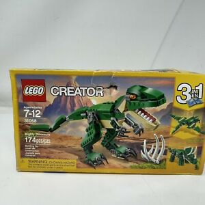 LEGO Creator 3in1-31058 Mighty Dinosaurs (new/box damage)