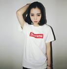 1x SUPREME-Box-LOGO Classic-Stylish Men Women cotton-T-shirt-stylish Gifts