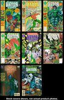 Green Lantern Corps Quarterly 1 2 3 4 5 6 7 8 Complete Set Run Lot 1-8 VF/NM