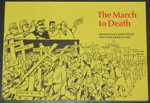 ANARCHIST ANTI-WAR CARTOONS John Olday Drawings Anarchism Anti Nazi History WW2