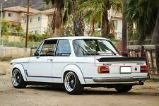BMW 02 SERIES/2002/2002 TURBO (1966-1976) DUCKTAIL REAR BOOT / TRUNK  SPOILER
