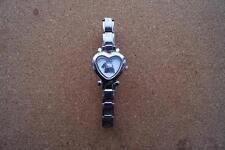 LADIES UBERRY WATCH WITH SCOTTISH TERRIER ON DIAL EXPANDABLE BRACELET