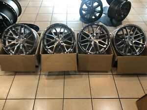 Brand New set of BD-27 20x10 20x11 for Ford Mustang 2010-2020 (without Brembo)