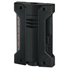 S.T. Dupont Defi Extreme Black Torch High Altitude Lighter, 21400, ST021400, NIB