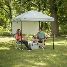Picnic Canopy Tent with Sun Wall 6 x 6 Instant Sport Outdoor Party Shelter NEW