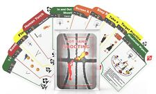 Hot Hand Shooting: Heat Deck Basketball Shooting Drill Cards Skill How To Shoot