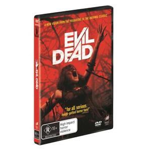 Evil Dead (DVD, 2013) : NEW DVD