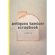 Antiques Tamiser Store Scrapbook Japanese Perfect Collection Book