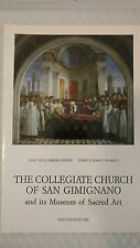 The Collegiate Church of San Gimignano and its Museum of Sacred Art Paperback –