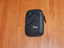 Genuine Lowerpro Camera Case Travel Shoulder  Bag - Newport 10 - Black/Grey