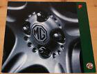 Prospekt MG F 1995