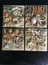 Harmony Kingdom Picturesque - Noah's Park lot of 4 New With Original Box.~
