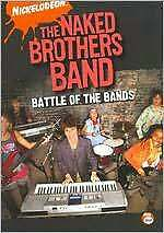 NAKED BROTHERS BAND: BATTLE OF THE BANDS - DVD - Region 1 - Sealed