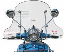 Parabrezza Faco Vetro trasparente Mezza altezza Piaggio Vespa PX 80 125 200