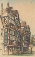 Edward Sharland (1884-1967) - Early 20th Century Etching, Bristol Scene