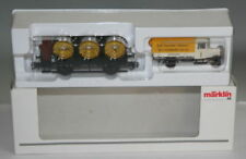 Modellbahnen der Spur H0 Museumswagen-Güterwagen
