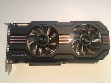 Asus GTX560 Direct CUII OC Dual Fan 1GB GDDR5 PCIe 2.0 Card