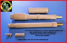 1/16 Trumpeter Tamiya M1A1 & M1A2 Abrams Correct Accurate Upgrade Barrel kit.