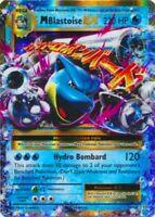 Pokemon: Mega Blastoise EX - 22/108 - Holo Rare ex - XY Evolutions