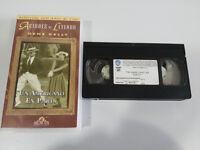 Ein Amerikaner IN / Auf / Im Paris Gene KELLY Vincente Minnelli VHS Kassette