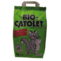 Bio Catolet Litter (100% Recycled Paper) 12 Litre