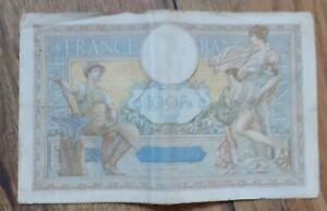 Billet 100 francs Luc Olivier Merson LOM de 1933