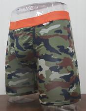 MyPakage – Weekday Boxer Brief – Camo/Orange -  SIZE M Underwear