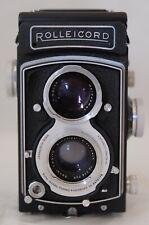Rolleicord Vb Type 2 White Face Rollei Rolleiflex TLR  medium format  camera