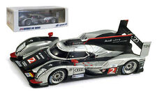 Spark 43LM11 Audi R18 TDI Audi Sport Team Joest Le Mans Winner 2011 - 1/43 Scale