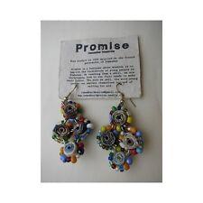 Glass Beaded Fashion Earrings