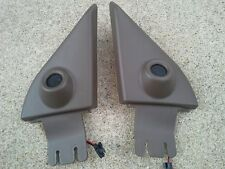 2006 CHEVY MALIBU FUSE DOOR SAIL PANEL TWITTER SPEAKERS L&R OEM