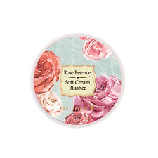[SKINFOOD] Rose Essence Soft Cream Blusher 3.5g 6colors pick one