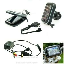 Waterproof Motorcycle Phone Mount Kit with Hella / DIN - Angled Micro USB Cable