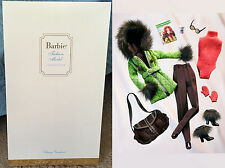 Barbie Doll Fashion Model Collection Skiing Vacation Fashion Gold Label 2004