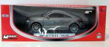 Voitures, camions et fourgons miniatures gris Audi pour Audi