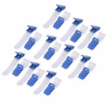 Company Bussiness Work Credentials ID Card Name Tag Holder Badge Clips 20 Pcs
