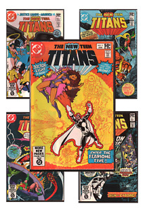 New Teen Titans #3-40 VF/NM 9.0+ 1981-1984 DC Comics Back Issues 1st Series