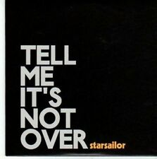 (BY59) Starsailor, Tell Me It's Not Over - 2008 DJ CD