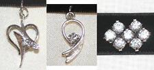 Halsband Kropfband Choker verschiedene Modelle Strass Samtband Spitze Borte NEU
