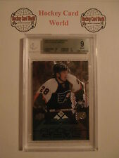 (HCW) 2008-09 Black Diamond CLAUDE GIROUX BGS 9 RC Rookie Flyers 10 9 9 9.5