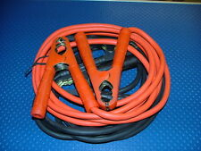 Professional Heavy Duty 12/24v Jump Leads/Booster Cables 4.5m HGV/Plant/ Farm