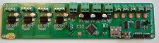 Melzi 1284p 3D Printer PCB - ATMEGA1284P with Heatsinks - RepRap, Mendel, Prusa