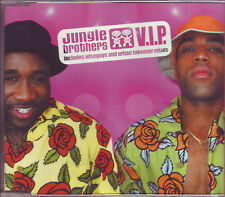 Jungle Brothers VIP 5-track CD single Hip Hop (2000)